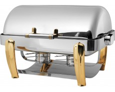 Tiger Odin Roll Top Chafing Dish