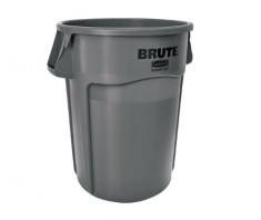 Rubbermaid Brute Round Containers