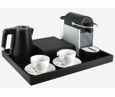 Crown Columbus Welcome Tray Nespresso