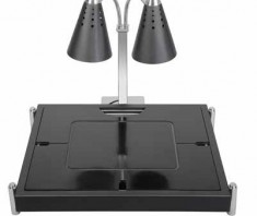 Tiger Carving Stations & Heating Lamps