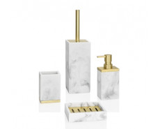 Andrea House Marble & Gold