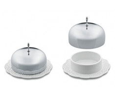 Alessi Dressed Butter Dish