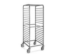 Metalcarrelli Trolley Tray Shaped Runner